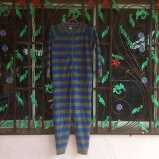 #MY1010 Boys lightning sleepsuit