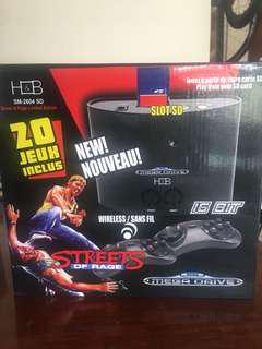 Sega Mega drive, Street of Rage Limited Edition