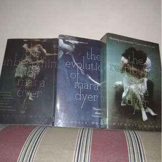 The Unbecoming of Mara Dyer Trilogy