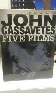 John Cassavetes boxset 未開 不是bluray