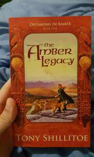 The Amber Legacy novel