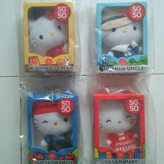 Hello Kitty McDonald's --self collect at Blk 208b Punggol place