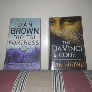 Dan Brown Books: Da Vinci Code