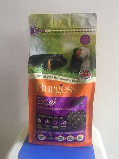 Burgess Nuggets with Blackcurrent & Oregano