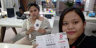 Kredit iPhone 6 32Gb garansi resmi ibox dp 700rebu, ibox plaza atrium