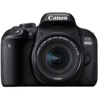 Canon 800d/T7i Rebel BODY ONLY