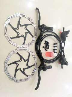 Shimano Hydraulic Brakes MT200