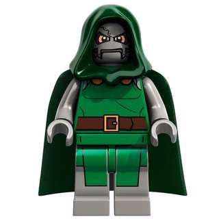 Lego Marvel Super Heroes - Dr Doom 76005 Minifigure new