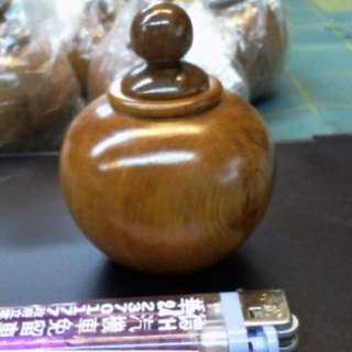 🚚 梢楠木聚寶瓶