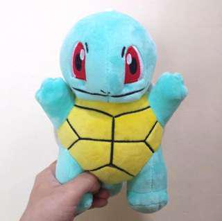Brand New Pokemon Go Squirtle Plush Soft Toy