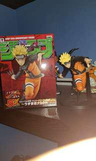 Naruto Banpresto 50th Anniversary
