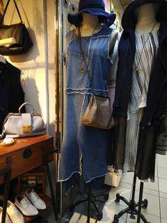 🆕closet stage stylish denim dress
