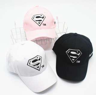 Brand New Superman Supreme Tumblr Fashion Baseball Cap