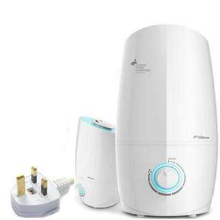 Pre-loved Air Purifier Lifepro HU380 3L Humidifier With Aroma Function