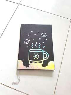🚚 Exo oppabingsoo diary/planner