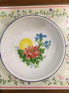 Enamel plate 20 cm