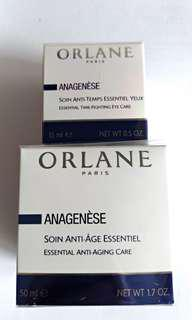 Orlane Essential time-frighting care and eye care