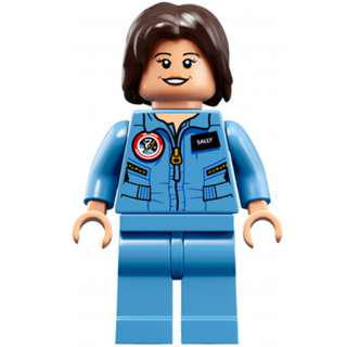 Lego Ideas Women of Nasa - Sally Ride 21312 Astronaut Minifigure new