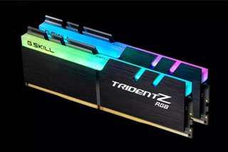 G.Skill TridentZ RGB 2X8GB 2666Mhz DDR4 Ram