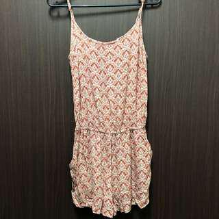 H&M連身褲➰偽歐美系列