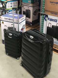 全場最平!Samsonite Flylite DLX 2-piece Hardside Luggage Set