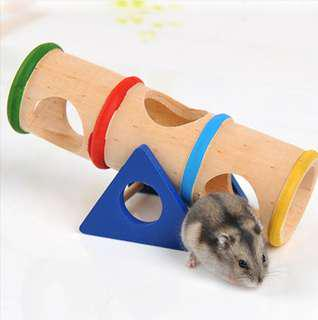 Hamster Tunnel See Saw Toy