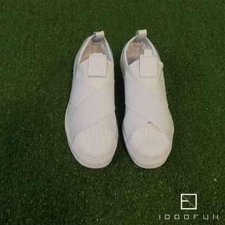 女裝 adidas Originals Superstar SlipOn 波鞋