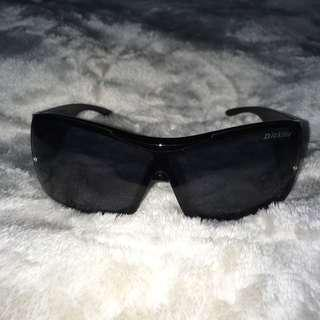 dickies kids black sunnies