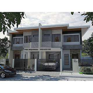Pre Selling House and Lot in Antipolo   Duplex Type   For Sale Duplex in Antipolo near Budgetlane