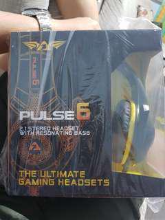 🚚 Pulse 6 armaggeddon