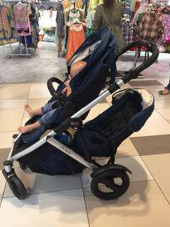 Britax B-Ready tandem stroller (or single)