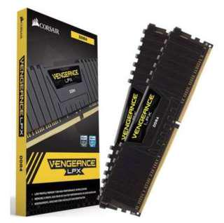 Corsair Vengeance LPX DDR4 RAM 2X8GB 2400mhz
