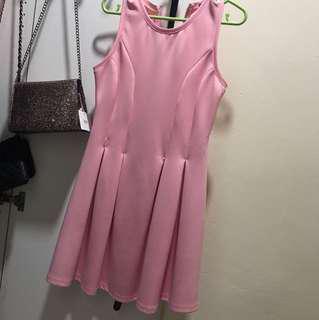 Nichii Baby Pink Dress