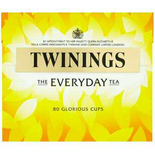 🚚 TWININGS 唐寧茶/任選/一包$7