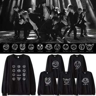 WANNA ONE CHARACTER INSPIRED PULLOVER