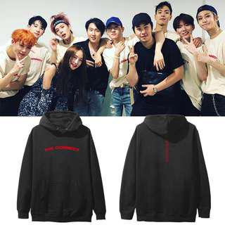 MONSTA X INSPIRED THE CONNECT HOODIE