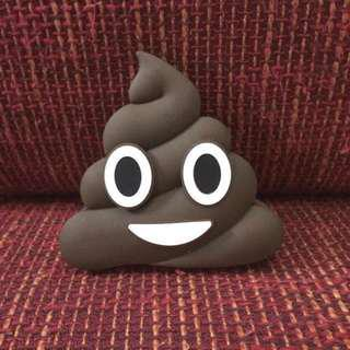 Poop Emoji Powerbank