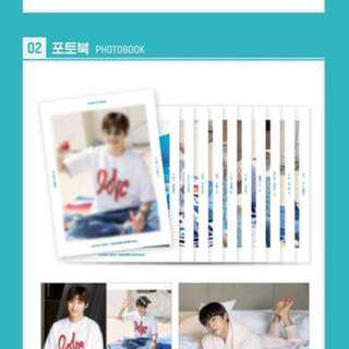 [ORDERED] Wanna One Summer Package