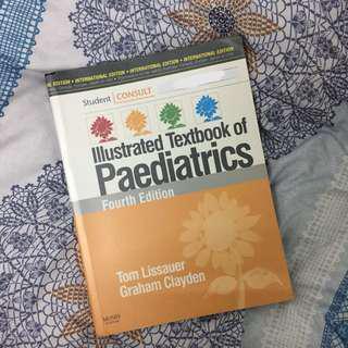 Illustrated Textbook of Paediatrics Fourth Edition