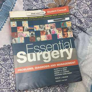 Essential Surgery Fifth Edition