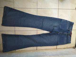 Celana jeans wanita brand annesia