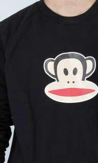 Paul frank sweatshirt black