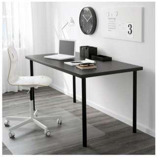IKEA OFFICE TABLE LINNMON / ADILS