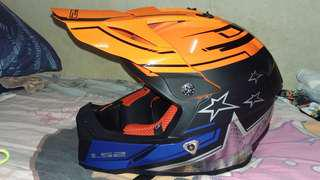LS2 helmet for women