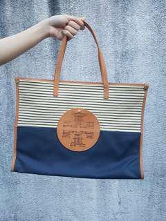 Tory Burch 100% Original Tote Bag New