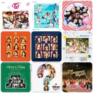 [GO] TWICE Sealed Albums