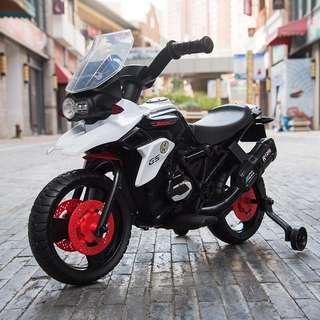 🚚 Kids ride on electric rechargeable bike