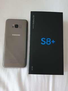 Brand new Samsung Galaxy S8+