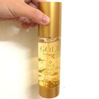 🚚 Gold Linden Leaves-金箔爽膚面部身體噴霧