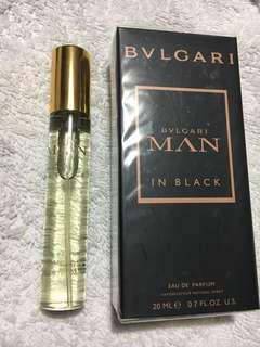 Authentic Tester Bvlgari Man